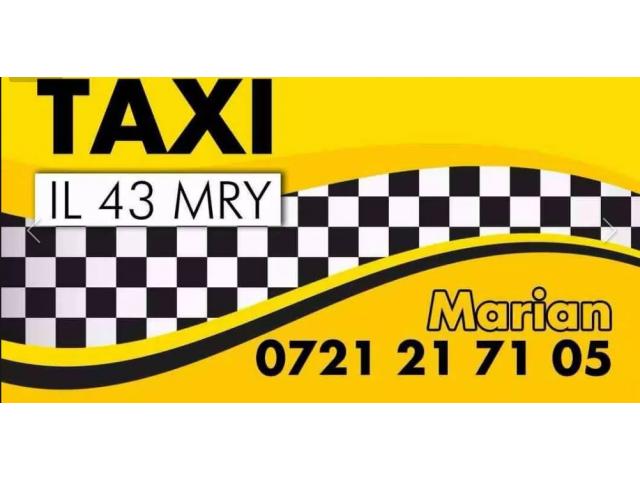 Numar Taxi