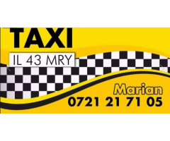 Dispecerat taxi